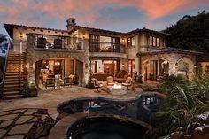 Awesome backyard