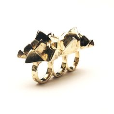 CRYSTAL CHUNK KNUCKLEBUSTER, $70 via The Cools