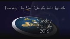 #3 Tracking The Sun On A Flat Earth LIVE 08:00 - 16:00 GMT+1 UK TIME