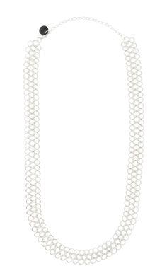CHAIN NECKLACE - RUBY W13 - Mar : Brand-RUBY : Home Chain, Design, Decor, Fashion, Moda, Decoration, Fashion Styles, Necklaces