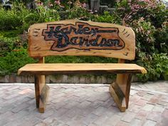 Stupendous 25 Best Harley Wood Carving Ideas Images In 2019 Wood Uwap Interior Chair Design Uwaporg