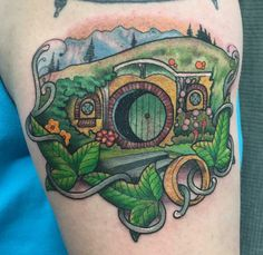 Image result for treebeard tattoo