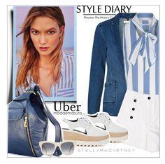 """""""Style Diary With Uber modaemcouro"""" by goreti ❤ liked on Polyvore featuring Monsoon, Glamorous, Étoile Isabel Marant, Marella, STELLA McCARTNEY and ubermodaemcouro"""