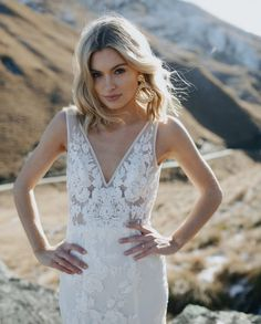Wonderful Perfect Wedding Dress For The Bride Ideas. Ineffable Perfect Wedding Dress For The Bride Ideas. Ivory Lace Wedding Dress, Stunning Wedding Dresses, Princess Wedding Dresses, Wedding Dress Styles, Designer Wedding Dresses, Wedding Gowns, Dress Lace, Bridal Gown, Lace Gowns