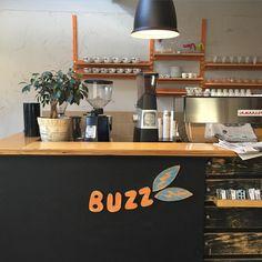 Buzz: Killer Espresso coffee shop in Bucktown // Chicago