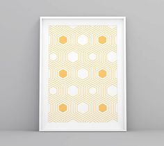 Laminas, Laminas Decorativas, Nordic Deco, Summer Deco, Yellow Deco, Minimal Deco, Geometric Abstract Deco, Yellow Mimosa, Minimal Art