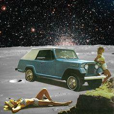 Saatchi Online Artist Steven Quinn; Collage.