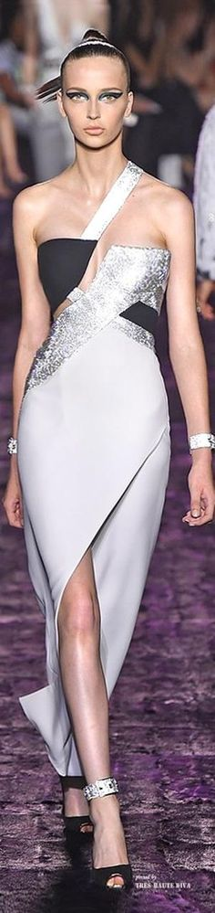 Atelier Versace Fall 2014 Couture by Divonsir Borges