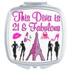 21 YR OLD PARIS LOVER VANITY MIRROR http://www.zazzle.com/jlpbirthday/gifts?cg=196388989993111038&rf=238246180177746410 #21stbirthday #21yearsold #Happy21stbirthday #21stbirthdaygift #21stbirthdayidea #21yroldDiva  #happy21st