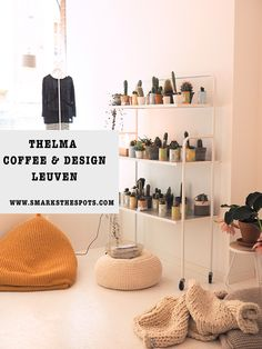 Thelma Coffee & Design, Leuven - S Marks The Spots Blog