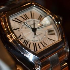 Cartier - A must for time piece collectors.