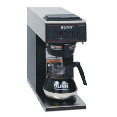 coffee machines: BUNN Pourover Coffee Brewer with 1 Warmer, Stainless Steel Pour Over Coffee Maker, Best Coffee Maker, Coffee Shop, Coffee Maker Machine, Espresso Machine, Coffee Machines, Industrial Coffee Maker, Commercial Coffee Makers, Bunn Coffee