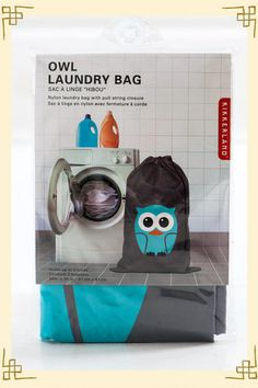 Owl Laundry Bag Not Only Is It Cute S Something Every College Student Needs
