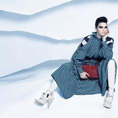 Kendall Jenner poses for Italian luxury fashion house Fendi (305046)