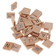 Have fun making your won Scrabble Tile Coasters. A quick and easy project that packs a big punch in your home decor.