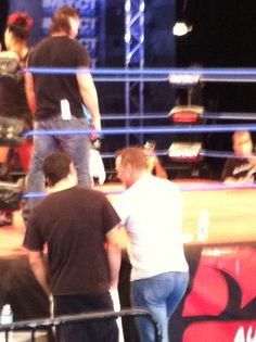 Going over the gut check match at tna