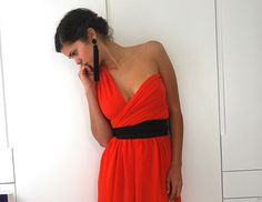 DIY maxi dress...