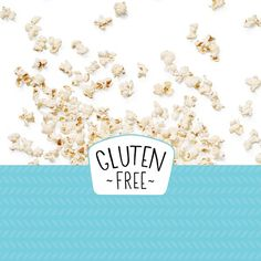 #PopcornIndiana popcorn is naturally delicious and naturally #glutenfree. #popcorn #snack
