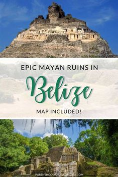 Travel With Kids, Family Travel, Travel Advice, Travel Tips, Belize Travel, Mayan Ruins, Archaeological Site, Hotels And Resorts, Spring Break