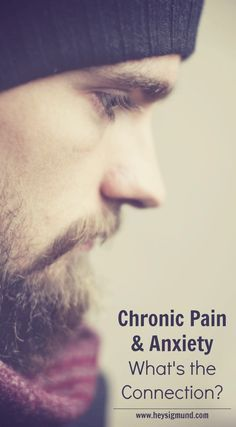 Chronic Pain and Anxiety – What's the Connection?