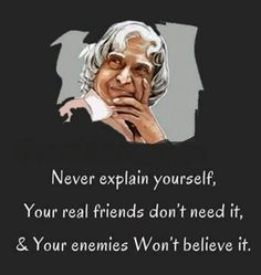Quotes and Sayings: Never Explain Yourself for Others Save Me Quotes, Apj Quotes, Motivational Picture Quotes, Life Quotes Pictures, Inspirational Quotes About Success, Real Life Quotes, Life Lesson Quotes, Reality Quotes, Words Quotes