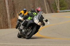 New ride report from Tail of the Dragon. Check it out and let me know what you think about the video.
