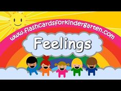 Feelings Flashcards - Teach Feelings & Emotions - FREE Printables!