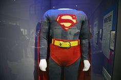 A new exhibition focuses on the city's role in developing of comic-book superheroes and their creators.