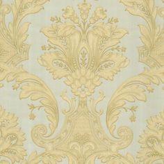 Belgravia Decor Damasco Italiano Wallpaper Gold / Taupe  www.ilovewallpaper.co.uk