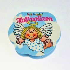 Haftnotizen Schutzengel -  50 Blätter für lustige Engel-Notizen.