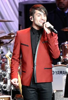 Mitch Grassi Photos - The 57th Annual GRAMMY Awards - Pre-GRAMMY Gala And Salute To Industry Icons Honoring Martin Bandier - Show - Zimbio