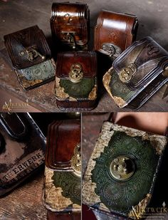 Steampunk Tendencies |Belt bags Victorian / Steampunk style ~ Ätherwerk https://www.facebook.com/groups/steampunktendencies/permalink/650619661659140 New Group : Come to share, promote your art, your event, meet new people, crafters, artists, performers... https://www.facebook.com/groups/steampunktendencies