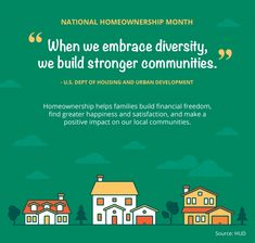 National Homeownership Month [INFOGRAPHIC] Real Estate Articles, Real Estate Information, Real Estate Tips, Local Real Estate, New Home Buyer, First Time Home Buyers, Investment Advice, Real Estate Search, Selling Real Estate