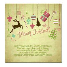 Weihnachtskarten+von+Charme+du+Sud+auf+DaWanda.com