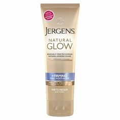 Best gradual self tanning lotions - jergens natural glow