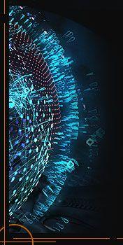 Cinema 4D Tutorial, Prometheus Holographic Navigation