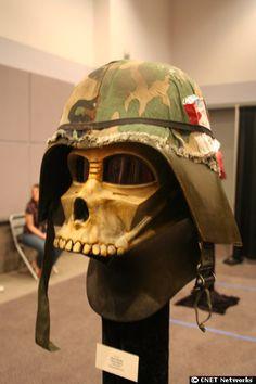 Skleleton Vader