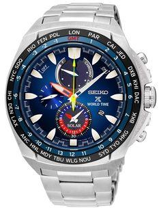 Seiko Prospex Solar World Time SSC549P1