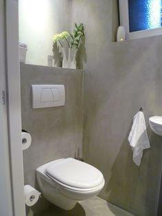 Betonlook toilet by Bjorn Schreur, via Behance