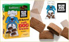 Doggie Paws Peanut Butter treats