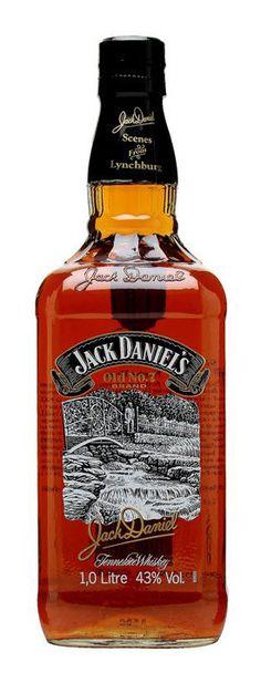 Jack Daniel's ~ Scenes from Lynchburg No.11