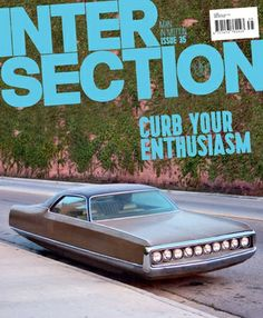 Intersection magazine, issue 35