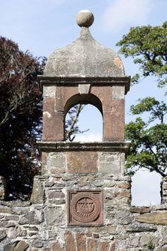 Saddell Castle, Kintyre, Argyll and Bute #landmarktrust #Scotland #tower
