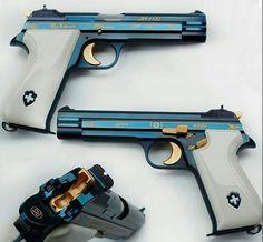 swiss army guns, thanks Bo
