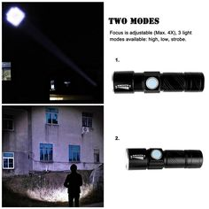 lamp for hunting Picture - More Detailed Picture about LemonBest Rechargeable Powerful LED Flashlight Torch usb Flash Light Bike USB Handy Pocket LED Zoomable Lamp For Hunting Black Picture in Flashlights & Torches from LemonBest LedLights Official Store Hunting Pictures, Black Picture, Flash Light, Led Flashlight, Usb, Bike, Pocket, Bicycle, Black Photography