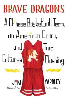 Another basketball book that really is for basketball fans with some culture shock thrown in.
