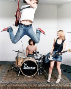 The Subways are a three piece English indie rock band.  Listen to: Young for Eternity (Album)
