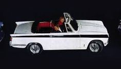 Triumph vitesse 2 litre convertible. I actually had one of these for 5 years. Brilliant :)