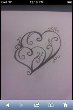 Mother daughter tattoo <3@Ashley Henkle I like this too