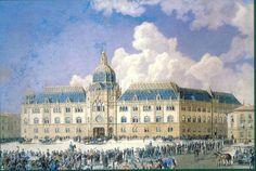 Iparművészeti Múzeum: Az épületet Lechner Ödön és Pártos Gyula tervezte. A palota felavatására 1896. október 25-én került sor I.Ferenc József jelenlétében a millenniumi ünnepségsorozat záróeseményeként. Rómer Flóris és Pulszky Ferenc kezdeményezésére 1872-ben megalapították a budapesti Magyar Királyi Iparművészeti Múzeumot.